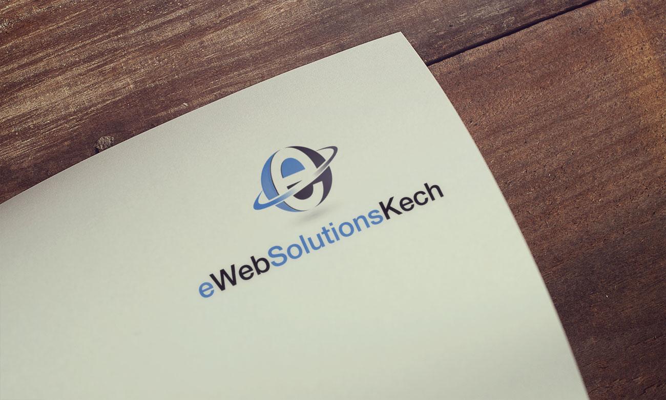Logo Eweb Solution Kech