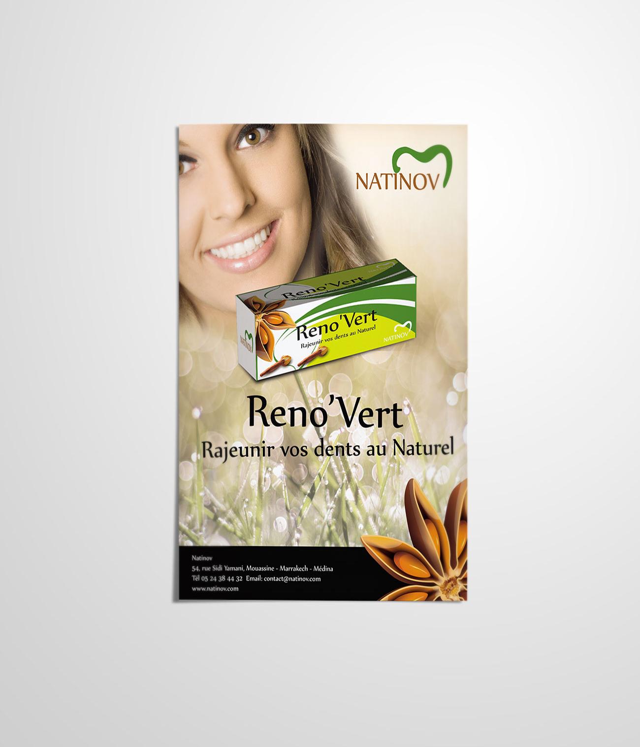 Reno'Vert Flyer 1