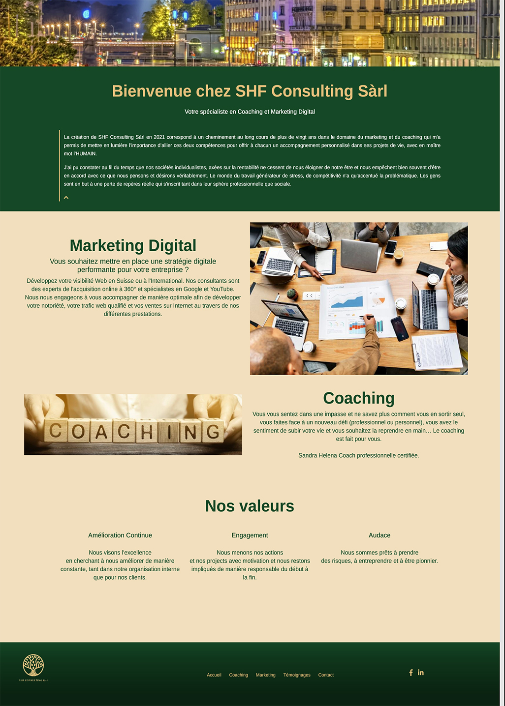 SHF Consulting